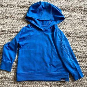 Patagonia Baby Hooded Rashguard 12-18 M